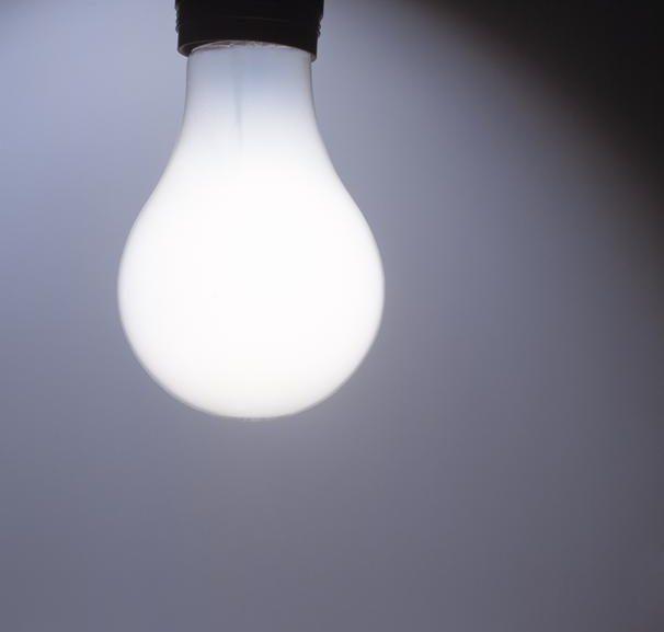 Klassisk fejl med lys og lamper