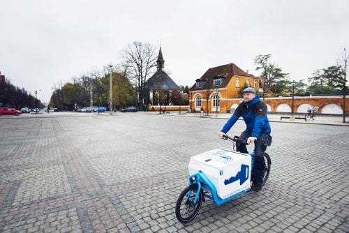 Låst ude på Frederiksberg
